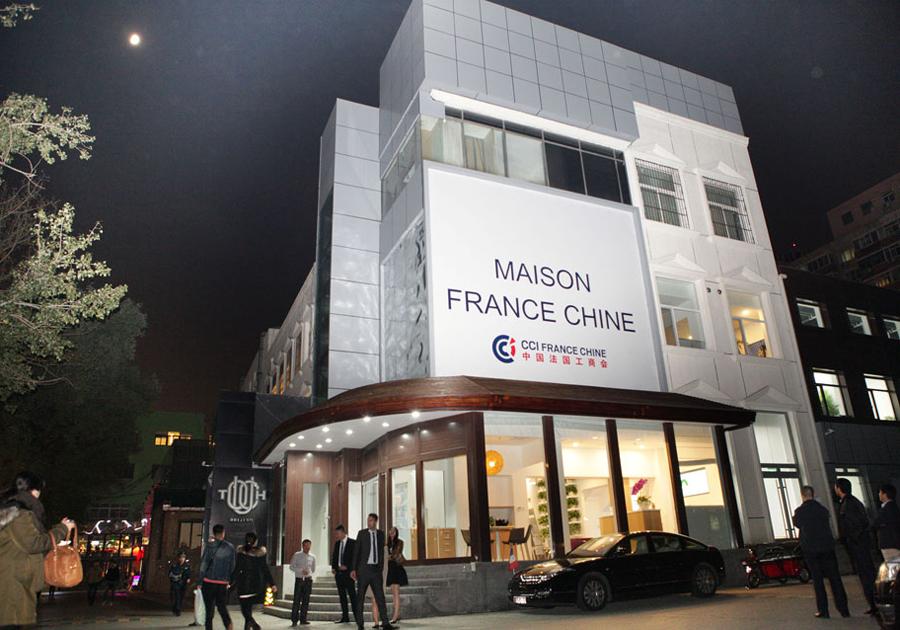 Maison France Chine