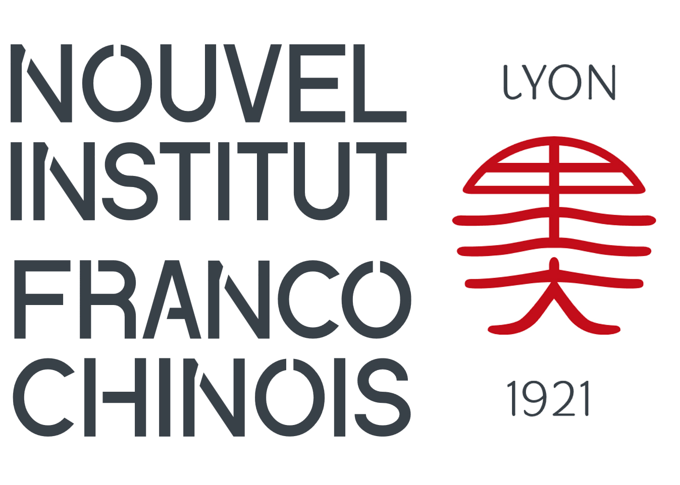 Logo of Nouvel Institut Franco-Chinois