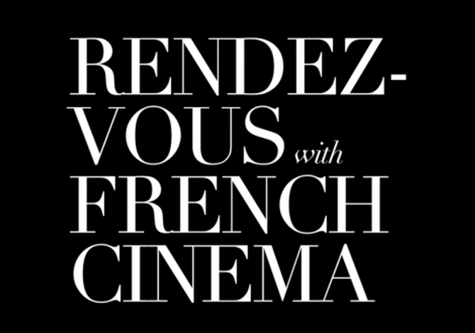 Logo for Rendez-vous with French cinema